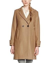 Manteau brun clair 2TWO