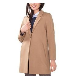 Manteau brun clair Esprit