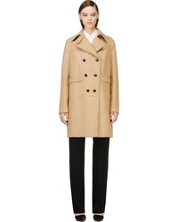 Manteau brun clair Givenchy