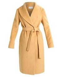 Manteau brun clair mint&berry