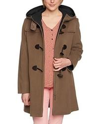 Manteau brun Gil Bret