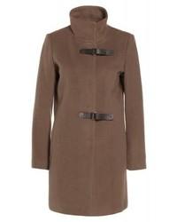 Manteau brun Ralph Lauren