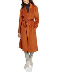 Manteau brun Selected Femme