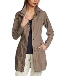 Manteau brun Vaude