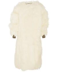 Manteau cape beige Chloé