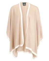 Manteau cape beige Ralph Lauren