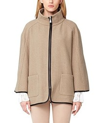 Manteau cape brun clair s.Oliver Premium