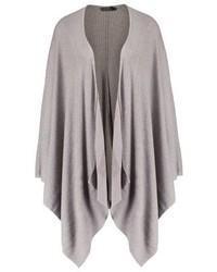 Manteau cape gris Ralph Lauren