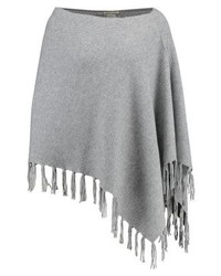 Manteau cape gris Repeat