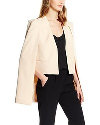 Manteau cape marron clair Lavish Alice