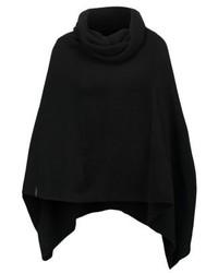 Manteau cape noir Belmondo