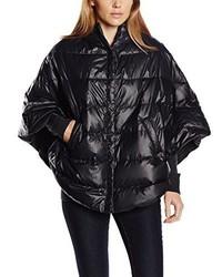 Manteau cape noir Pedro del Hierro
