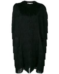 Manteau cape noir Stella McCartney