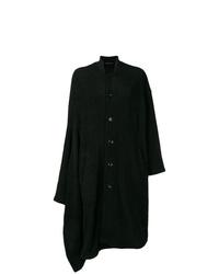 Manteau cape noir Yohji Yamamoto