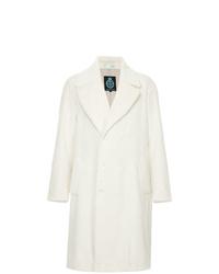 Manteau de fourrure blanc GUILD PRIME