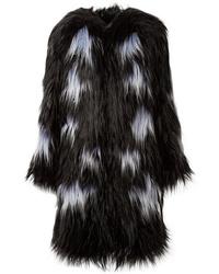 Manteau de fourrure noir A PERDIFIATO