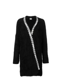 Manteau en polaire noir