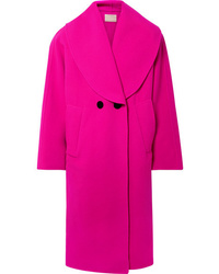 Manteau fuchsia Marc Jacobs