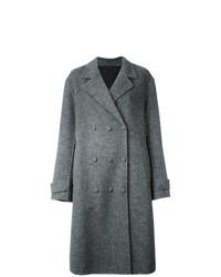 Manteau gris foncé Alexander Wang