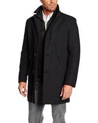 Manteau gris foncé Calamar