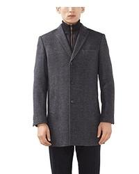 Manteau gris foncé Esprit
