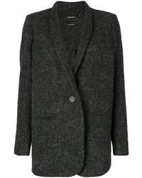 Manteau gris foncé Isabel Marant