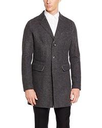 Manteau gris foncé Karl Lagerfeld