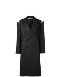 Manteau gris foncé Maison Margiela
