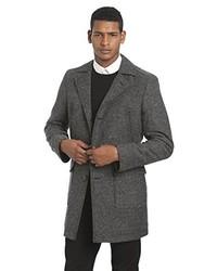 Manteau gris foncé Sir Oliver