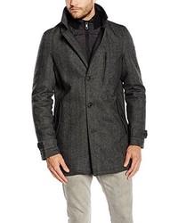 Manteau gris foncé Tom Tailor