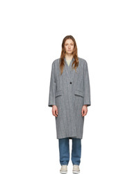 Manteau gris Isabel Marant Etoile