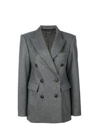 Manteau gris Isabel Marant