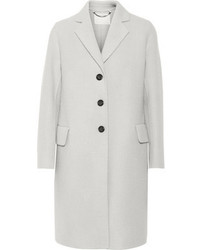 Manteau gris Marc Jacobs