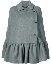 Manteau gris MSGM