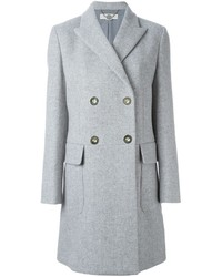 Manteau gris Stella McCartney