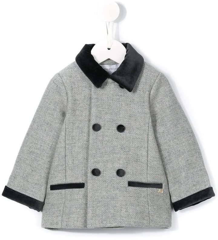 Manteau gris Tartine et Chocolat