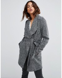 Manteau gris Vero Moda
