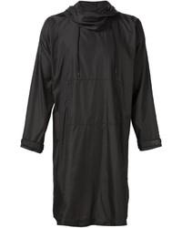 Manteau imprimé noir Y-3
