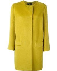 Manteau jaune Etro