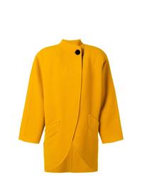 Manteau jaune Marc Jacobs