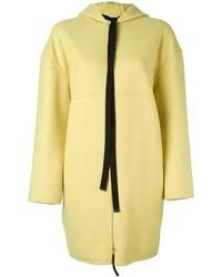 Manteau jaune Marni