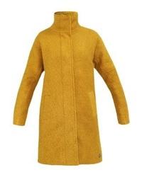 Manteau jaune Nümph