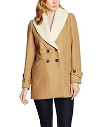Manteau marron clair 2TWO
