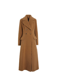 Manteau marron clair Burberry
