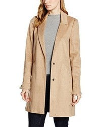 Manteau marron clair Dorothy Perkins Tall