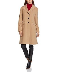 Manteau marron clair Gil Bret