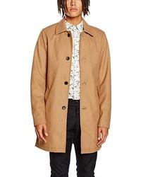 Manteau marron clair Jack & Jones