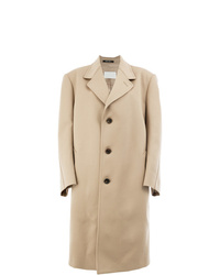 Manteau marron clair Maison Margiela