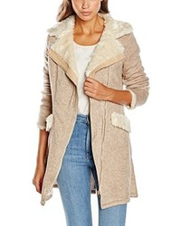 Manteau marron clair Molly Bracken
