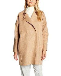 Manteau marron clair Selected Femme